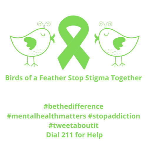 StopStigma campaign with resources for Mental Health
