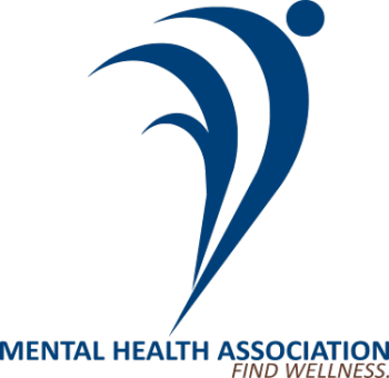Mental Health Association logo and link