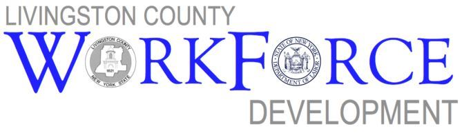 Livingston County Workforce Development logo