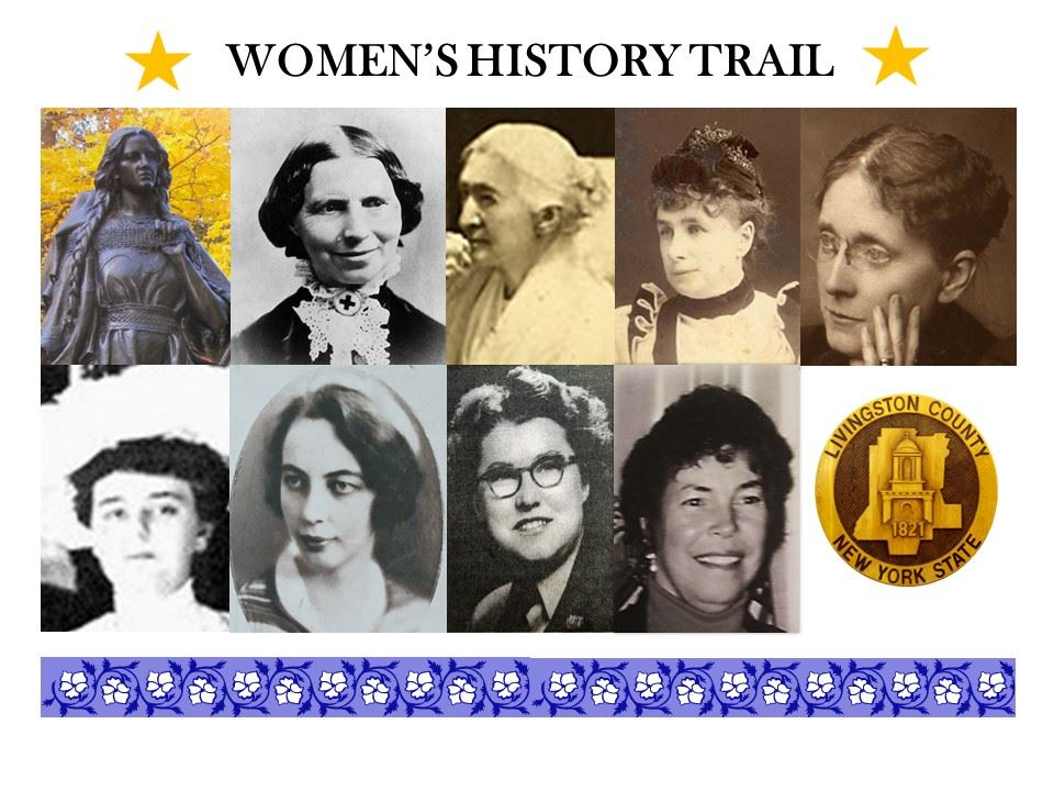 Womens History Trail image Opens in new window