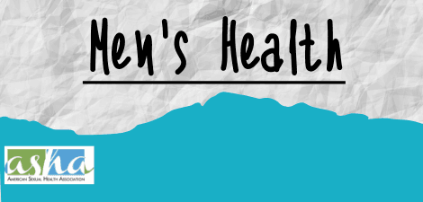 Link to American Sexual Health Association's page for men