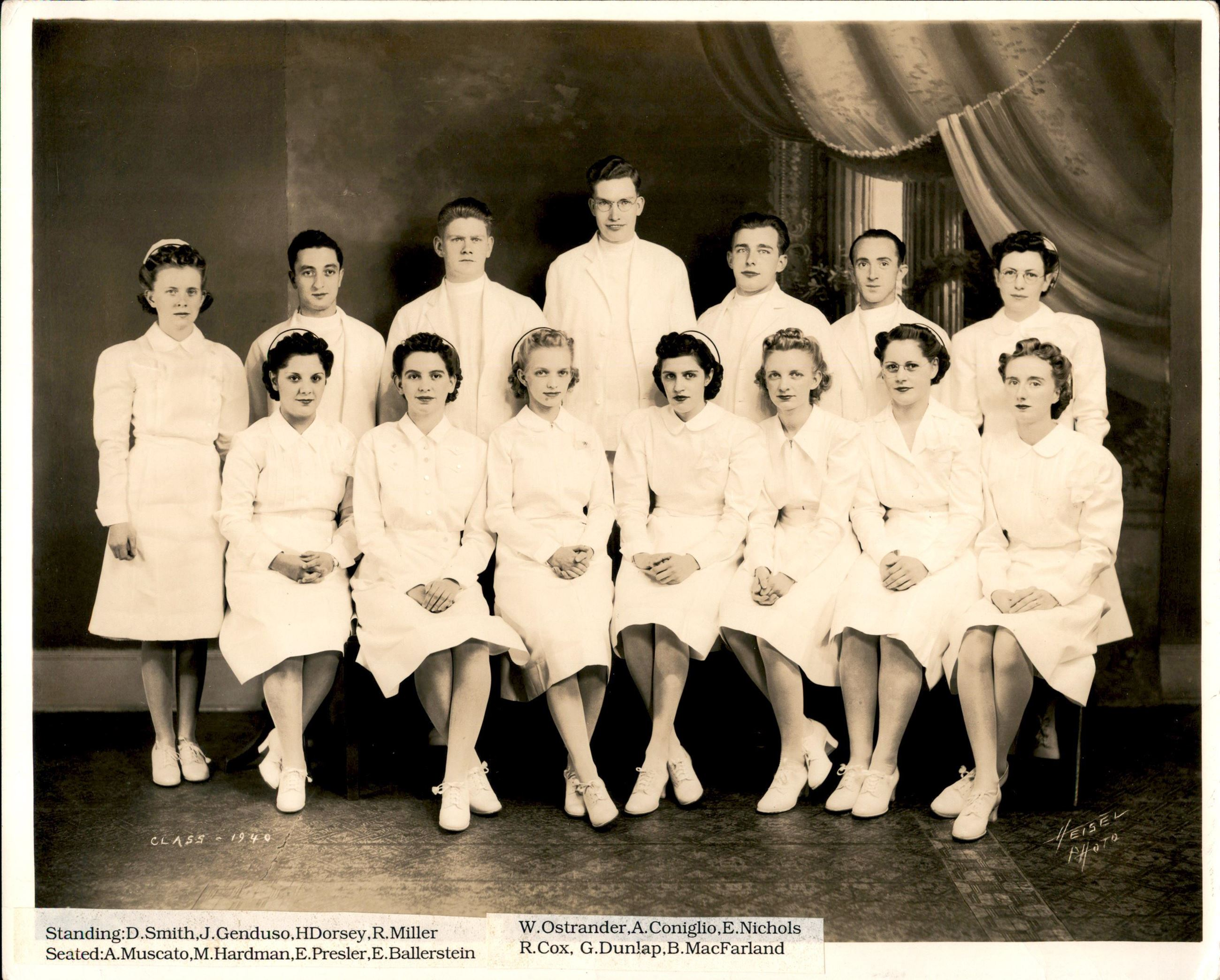 Craig Colony School of Nursing photo