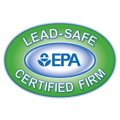 Lead safe logo link to certified firms